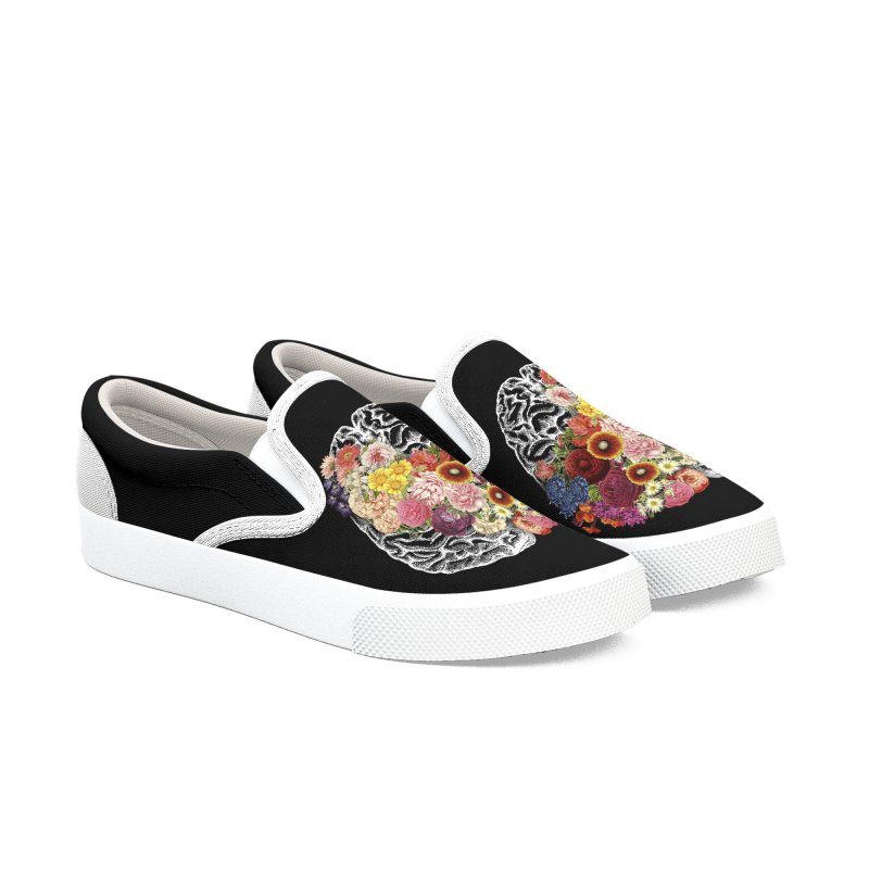 Love Your Brain Women's Shoes by Tobe Fonseca's Artist Shop