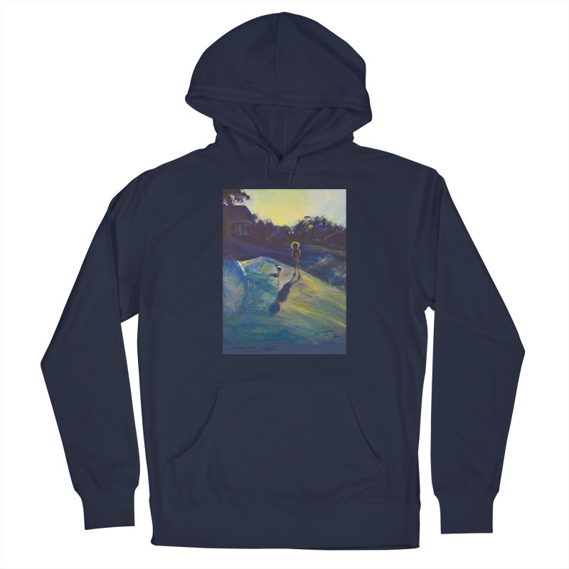 Sunset Walk Men's Pullover Hoody by Tobey Finkel's Artist Shop