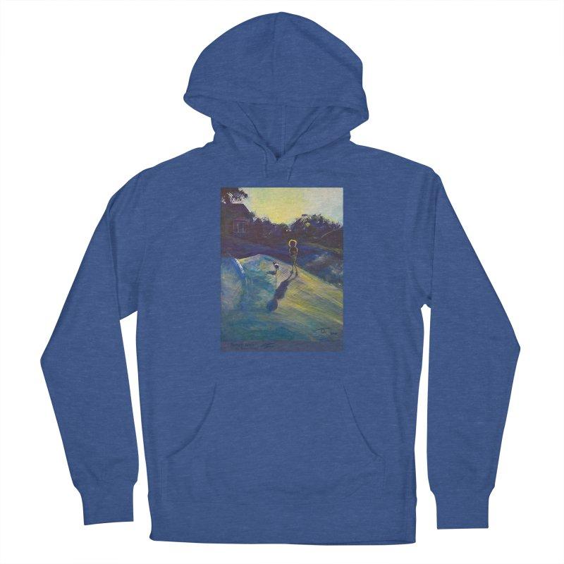 Sunset Walk Women's Pullover Hoody by Tobey Finkel's Artist Shop