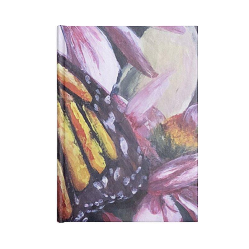 Monarch Accessories Lined Journal Notebook by Tobey Finkel's Artist Shop
