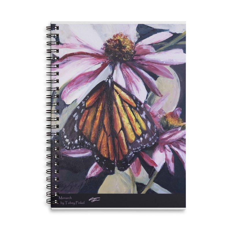 Monarch Accessories Notebook by Tobey Finkel's Artist Shop