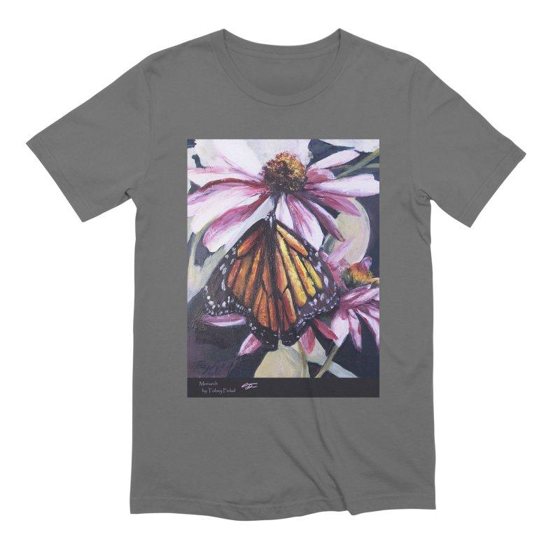 Monarch Men's T-Shirt by Tobey Finkel's Artist Shop