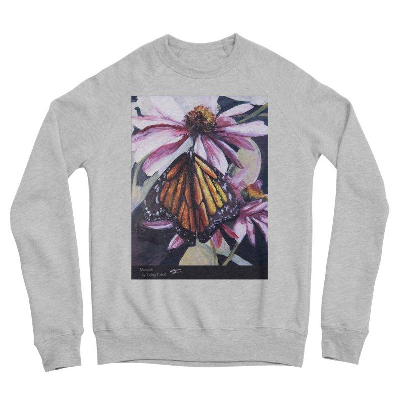 Monarch Women's Sponge Fleece Sweatshirt by Tobey Finkel's Artist Shop