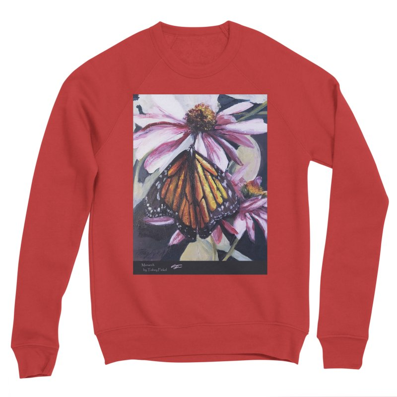 Monarch Women's Sweatshirt by Tobey Finkel's Artist Shop