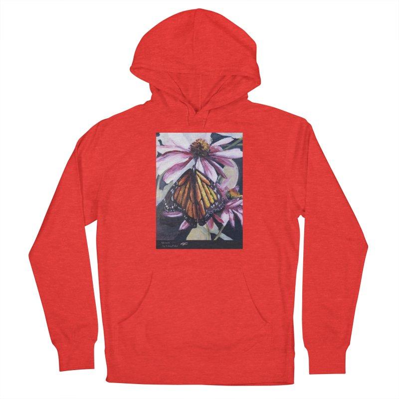 Monarch Men's Pullover Hoody by Tobey Finkel's Artist Shop