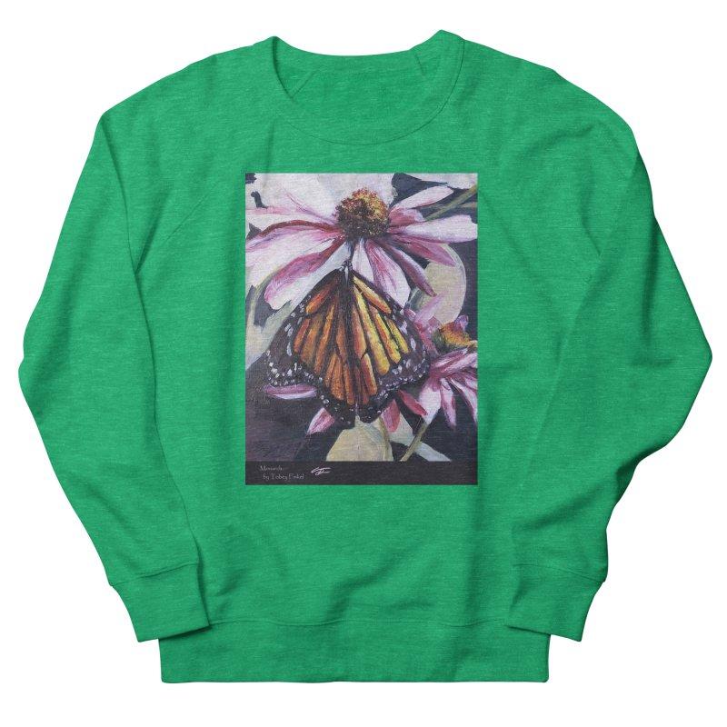 Monarch Women's Sweatshirt by Tobey Finkel's Artist Shop