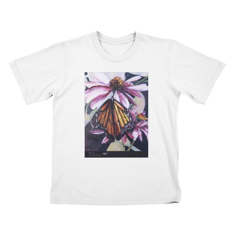 Monarch Kids T-Shirt by Tobey Finkel's Artist Shop