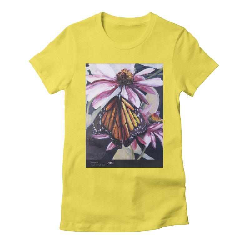 Monarch Women's T-Shirt by Tobey Finkel's Artist Shop