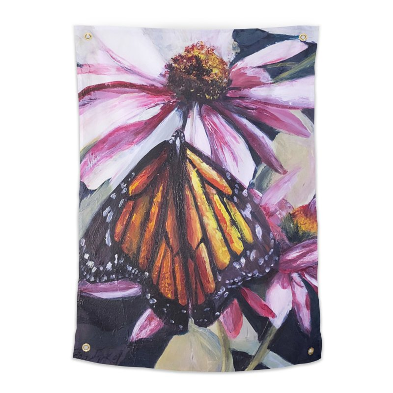 Monarch Home Tapestry by Tobey Finkel's Artist Shop