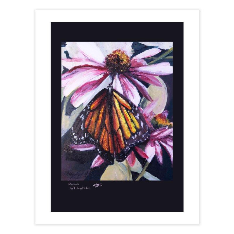 Monarch Home Fine Art Print by Tobey Finkel's Artist Shop