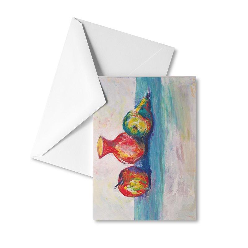 Still Life Accessories Greeting Card by Tobey Finkel's Artist Shop