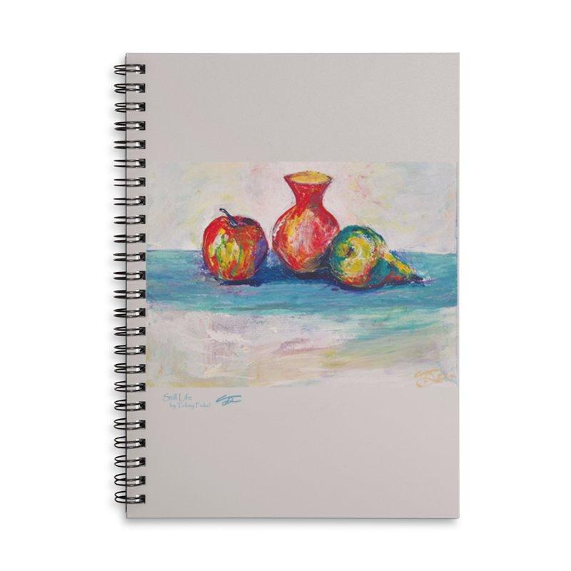 Still Life Accessories Notebook by Tobey Finkel's Artist Shop