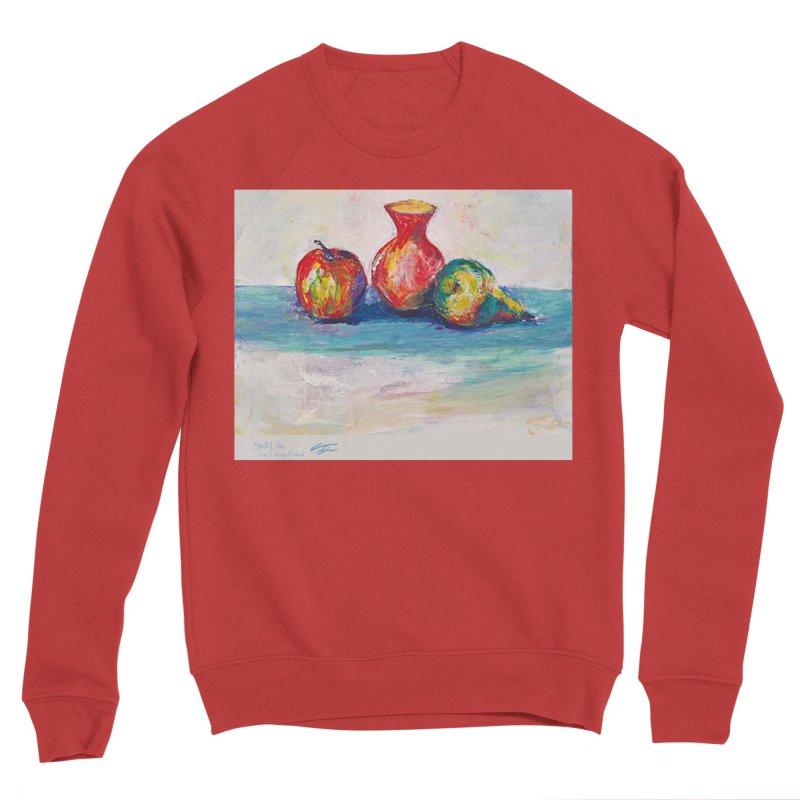 Still Life Women's Sponge Fleece Sweatshirt by Tobey Finkel's Artist Shop