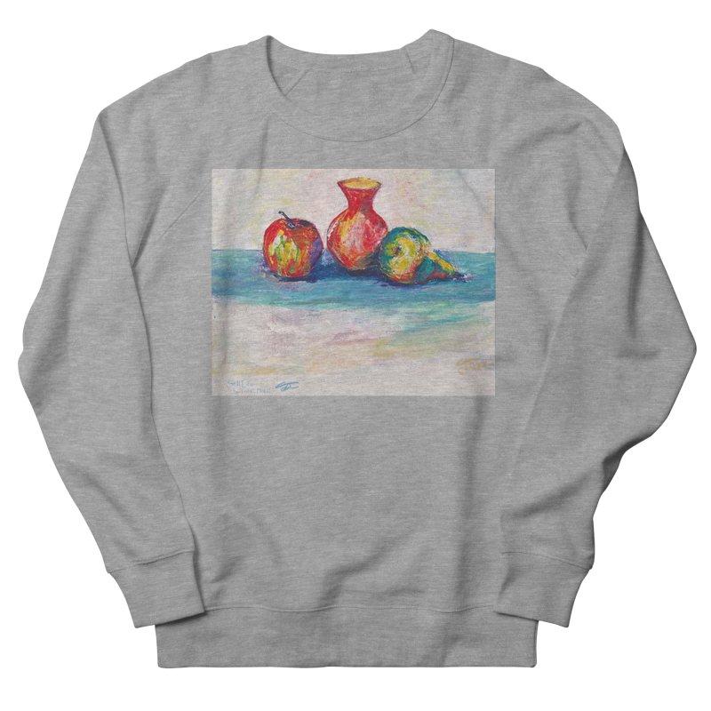 Still Life Women's French Terry Sweatshirt by Tobey Finkel's Artist Shop