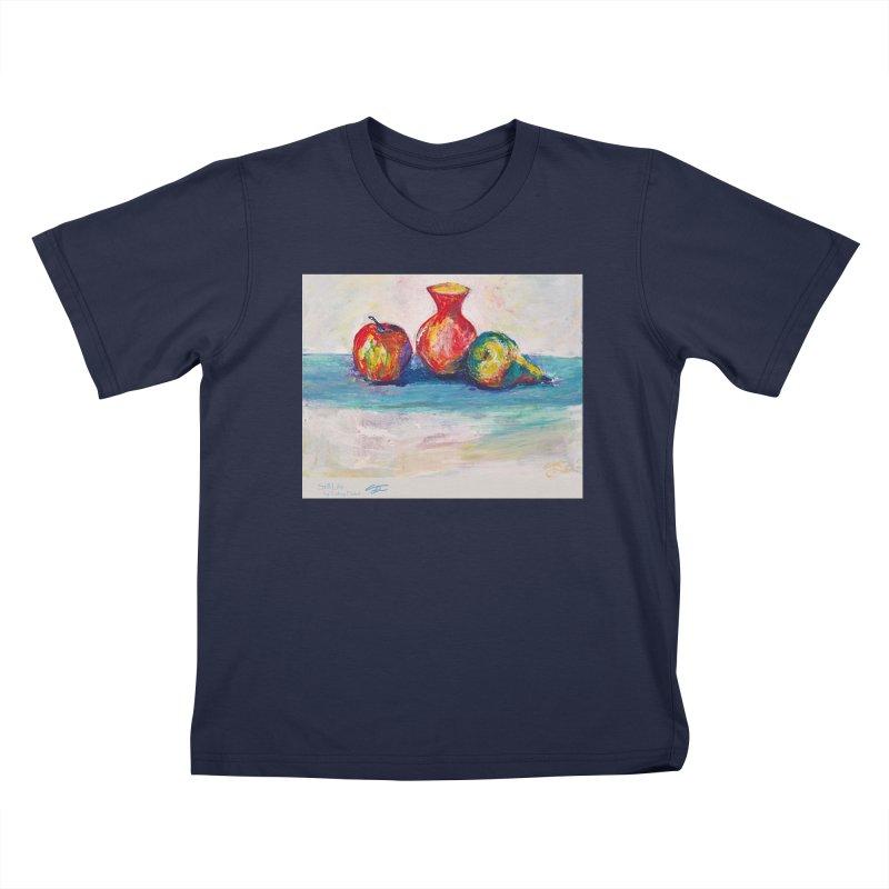 Still Life Kids T-Shirt by Tobey Finkel's Artist Shop