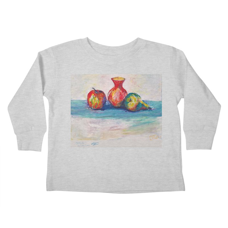 Still Life Kids Toddler Longsleeve T-Shirt by Tobey Finkel's Artist Shop
