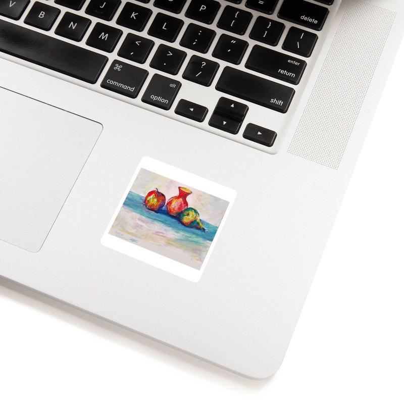 Still Life Accessories Sticker by Tobey Finkel's Artist Shop