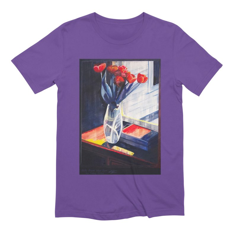 Gift from the Son Men's Extra Soft T-Shirt by Tobey Finkel's Artist Shop
