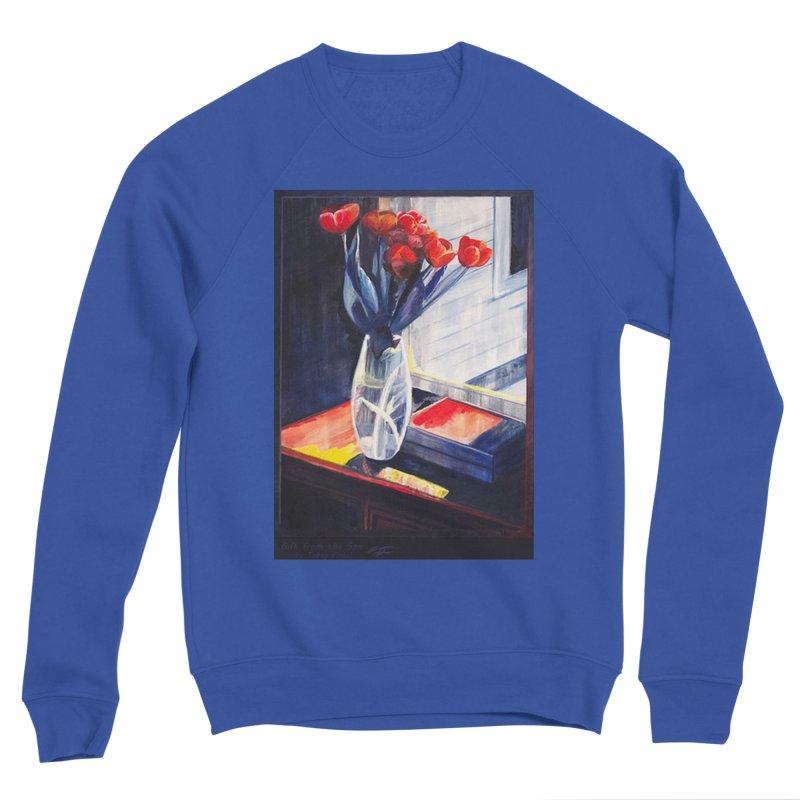 Gift from the Son Women's Sponge Fleece Sweatshirt by Tobey Finkel's Artist Shop