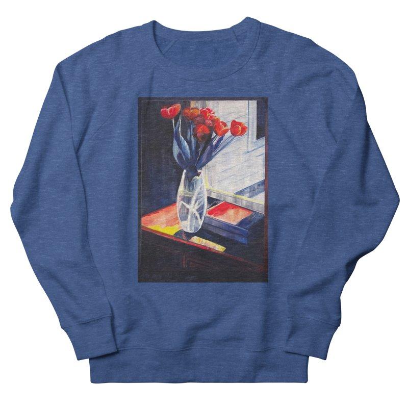 Gift from the Son Men's Sweatshirt by Tobey Finkel's Artist Shop
