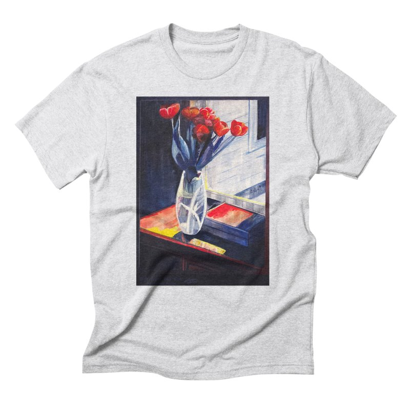 Gift from the Son Men's Triblend T-Shirt by Tobey Finkel's Artist Shop