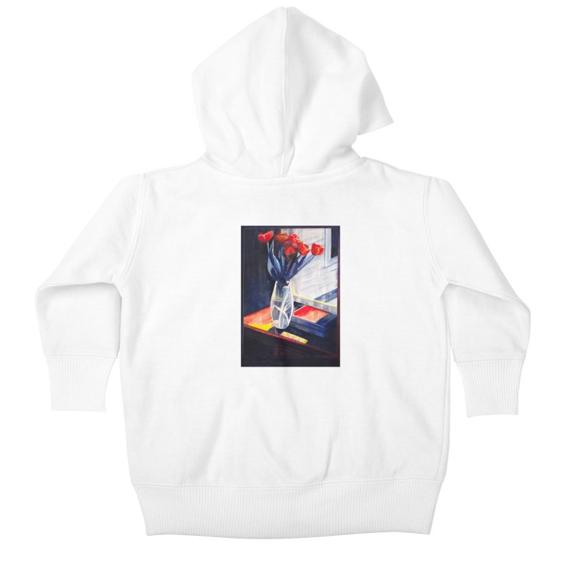 Gift from the Son Kids Baby Zip-Up Hoody by Tobey Finkel's Artist Shop