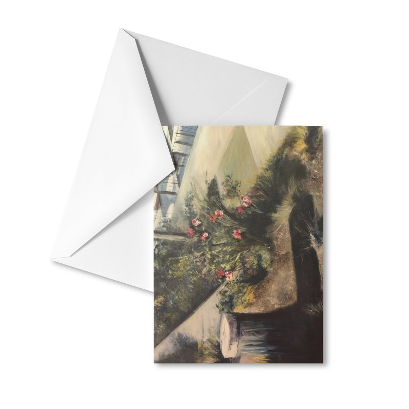 Fall at the Marina Accessories Greeting Card by Tobey Finkel's Artist Shop