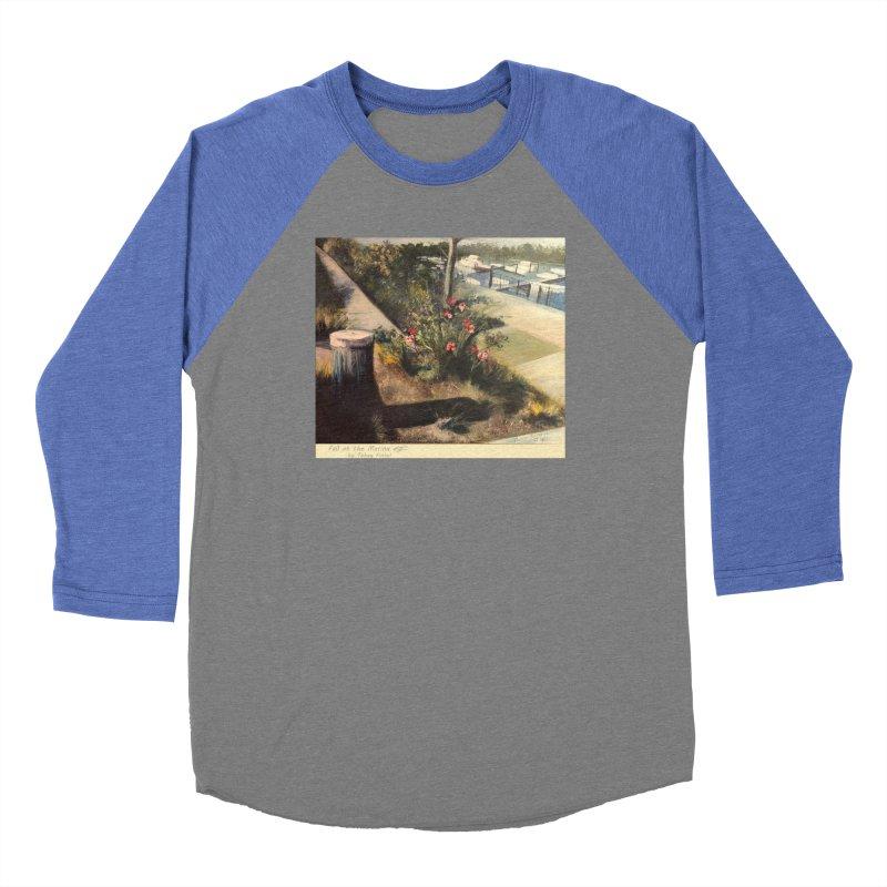 Fall at the Marina Women's Longsleeve T-Shirt by Tobey Finkel's Artist Shop