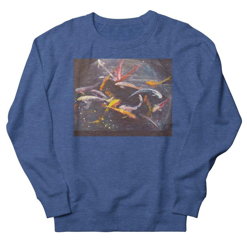 Swim Women's Sweatshirt by Tobey Finkel's Artist Shop