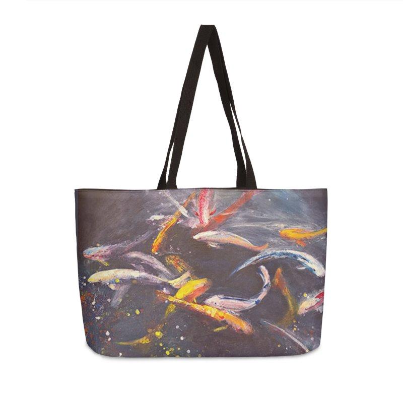 Swim Accessories Bag by Tobey Finkel's Artist Shop