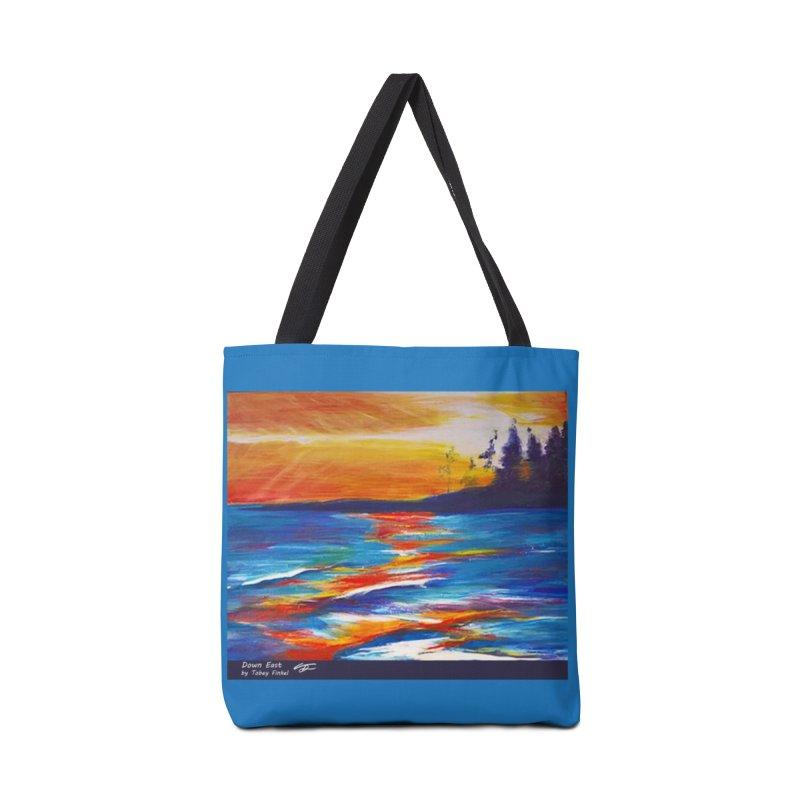 Down East Accessories Bag by Tobey Finkel's Artist Shop