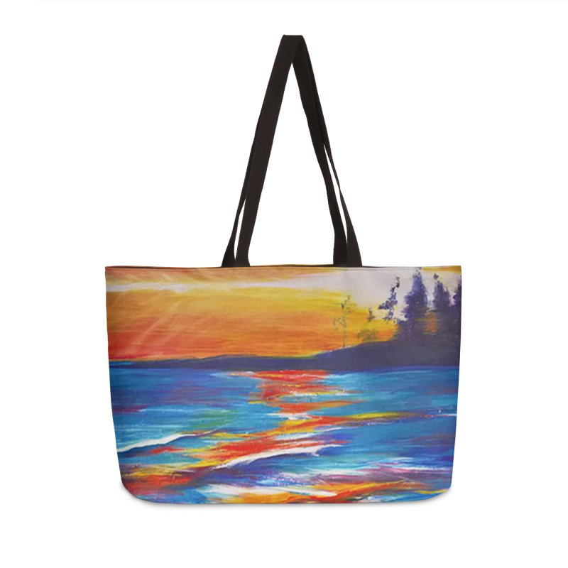 Down East Accessories Bag by Tobey Finkel's Artist Shop