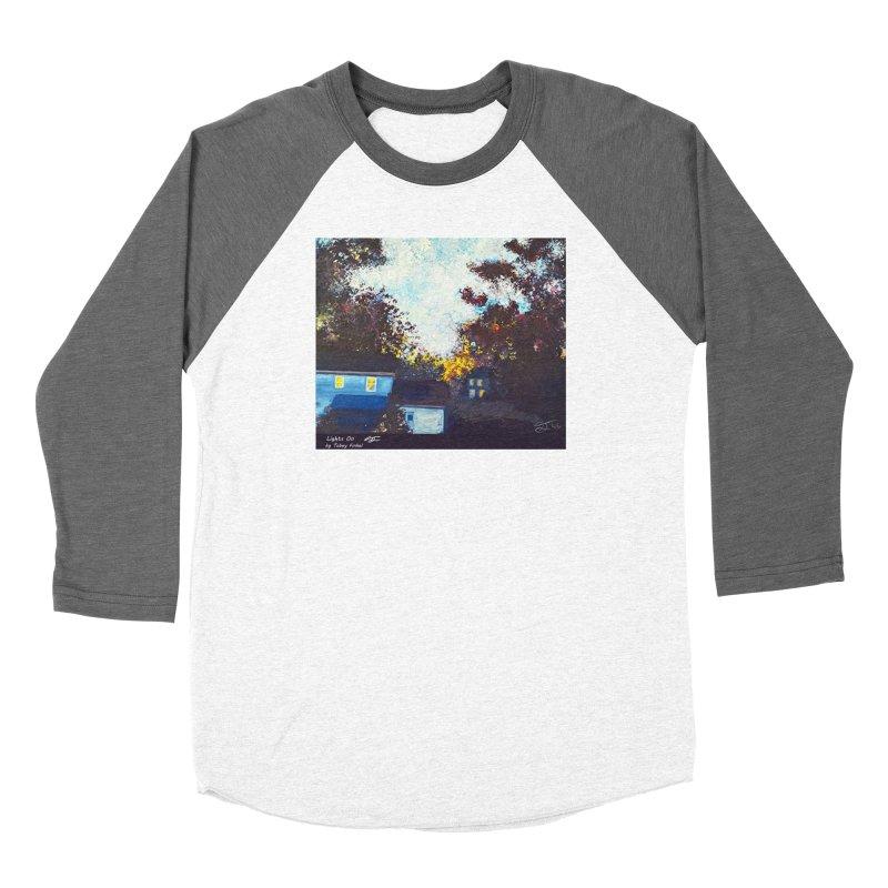 Lights On Women's Longsleeve T-Shirt by Tobey Finkel's Artist Shop