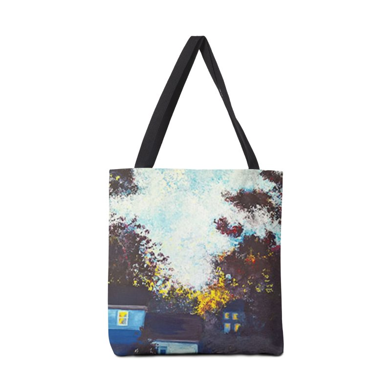Lights On Accessories Bag by Tobey Finkel's Artist Shop