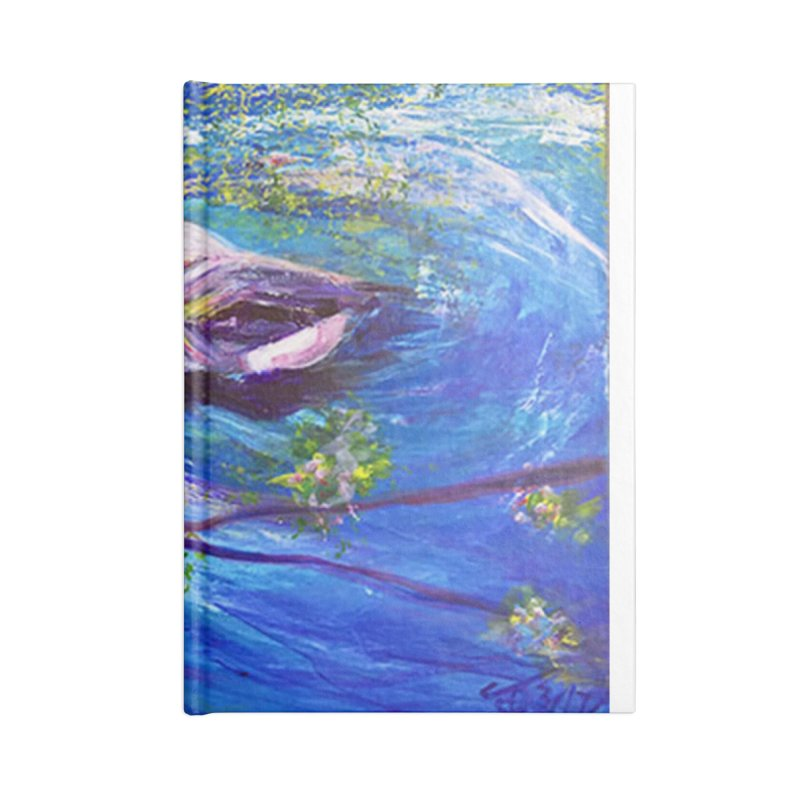 Relections Accessories Notebook by Tobey Finkel's Artist Shop