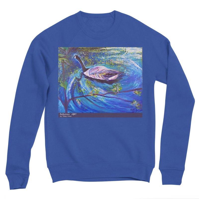Relections Women's Sweatshirt by Tobey Finkel's Artist Shop