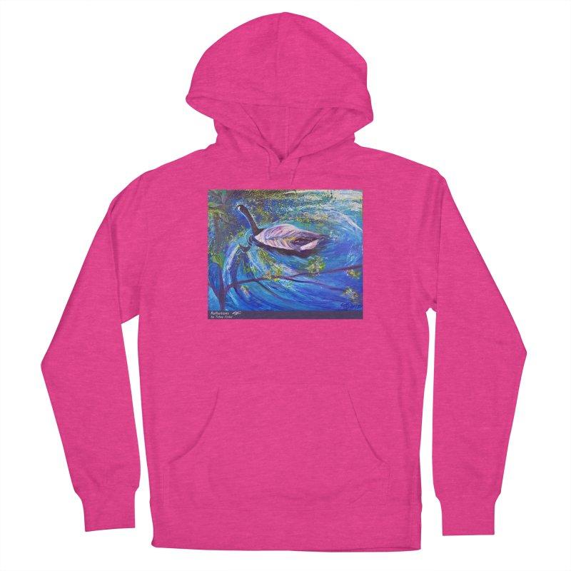 Relections Women's Pullover Hoody by Tobey Finkel's Artist Shop