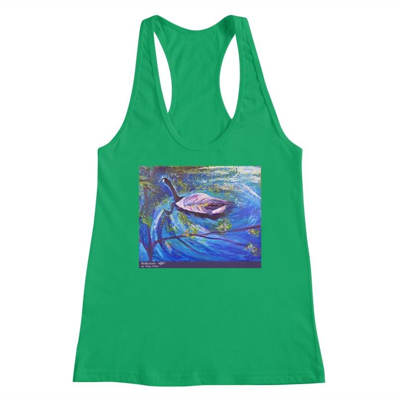 Relections Women's Tank by Tobey Finkel's Artist Shop