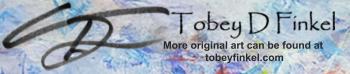 Tobey Finkel's Artist Shop Logo