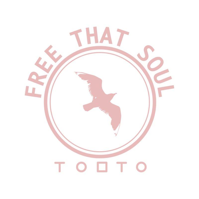 Free That Soul Wo Men's T-Shirt by Tobto Artist Shop