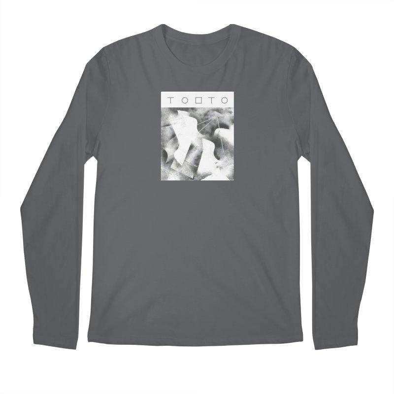 Tobto - pigeons w top logo Men's Longsleeve T-Shirt by Tobto Artist Shop
