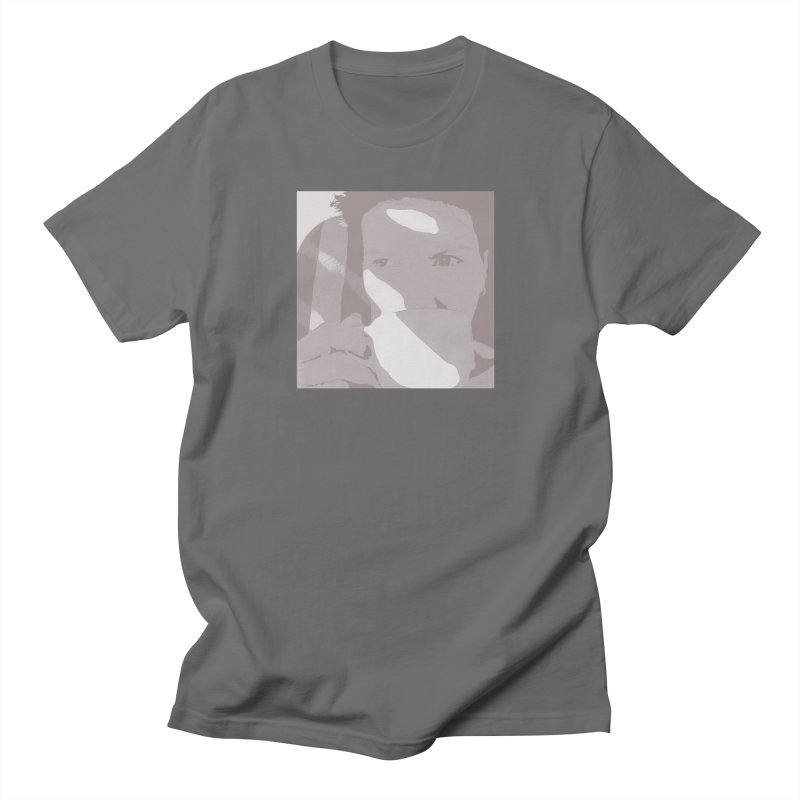 Summer Tea Pale Gray Men's T-Shirt by Tobto Artist Shop