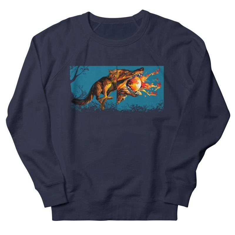 The Wolf Women's Sweatshirt by Todd Powelson's Artist Shop
