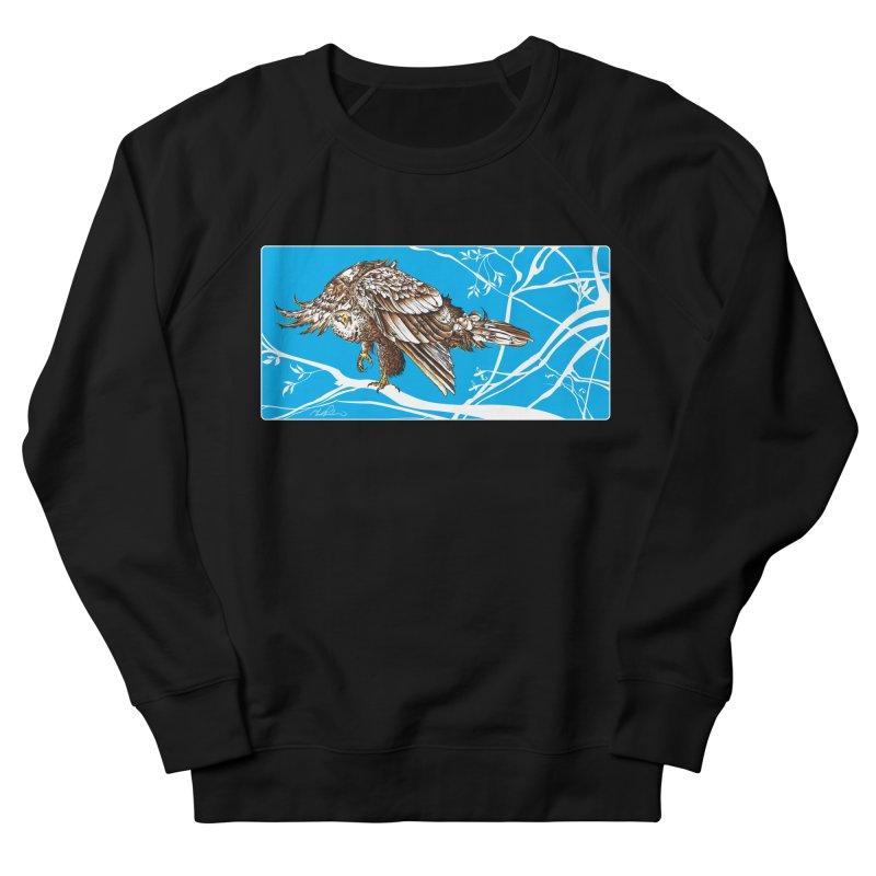 Bird of Prey Men's Sweatshirt by Todd Powelson's Artist Shop