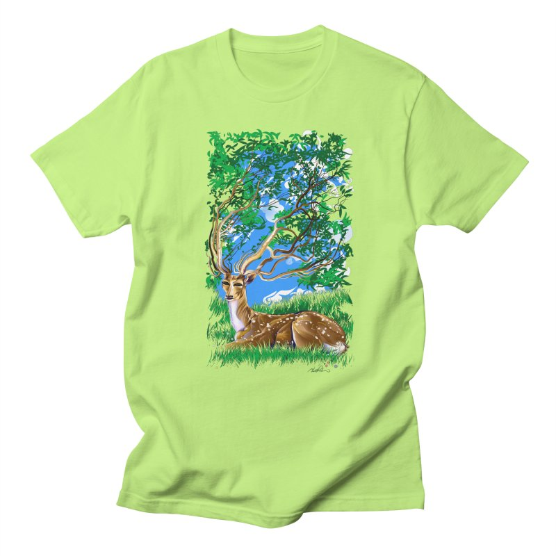 Nature Looks Back At You Men's T-Shirt by Todd Powelson's Artist Shop