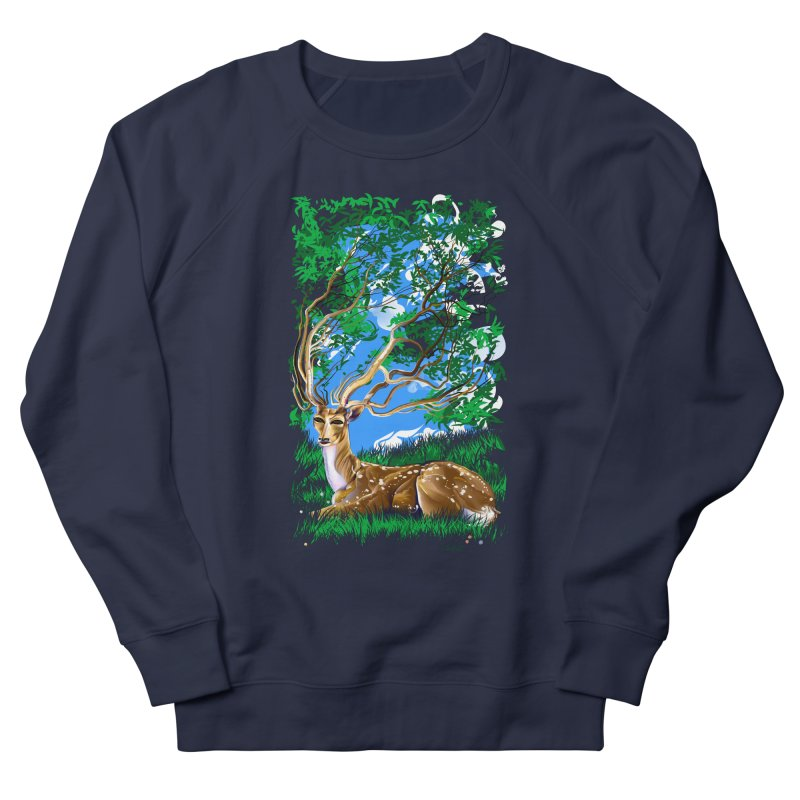 Nature Looks Back At You Women's Sweatshirt by Todd Powelson's Artist Shop