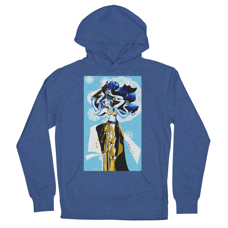 Dancer Women's Pullover Hoody by Todd Powelson's Artist Shop