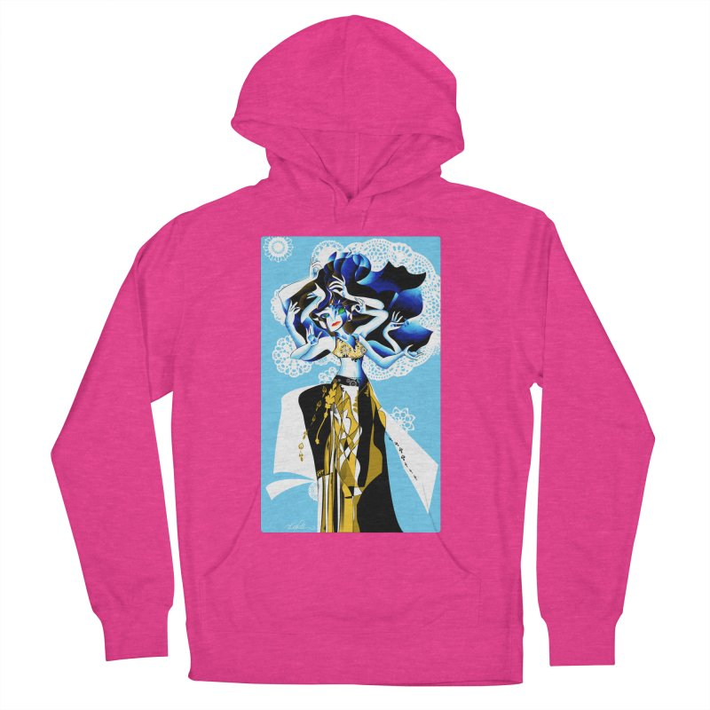 Dancer Men's Pullover Hoody by Todd Powelson's Artist Shop