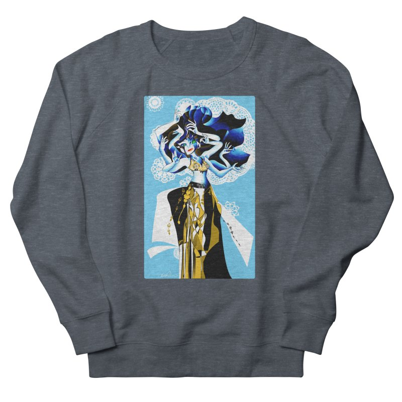 Dancer Men's Sweatshirt by Todd Powelson's Artist Shop