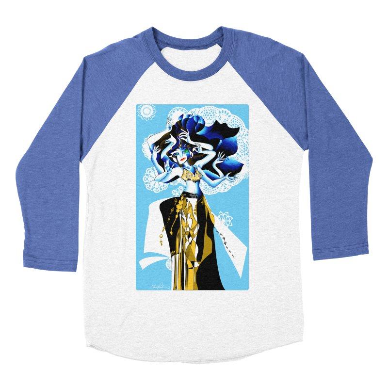Dancer Women's Baseball Triblend T-Shirt by Todd Powelson's Artist Shop